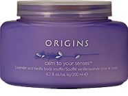 Origins Lavender and Vanilla Body Souffle