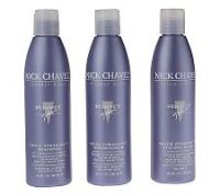 Nick Chavez Perfect Plus Quick Straight Shampoo, Conditioner and Lotion