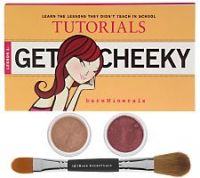 Bare Escentuals Tutorials: Get Cheeky w/Double Ended Brush