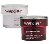 Patricia Wexler M.D. Day and Night Moisturizer Duo