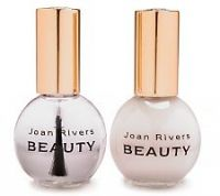 Joan Rivers Beauty Top & Base Coat Nail Duo