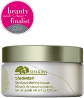 Origins Shedonism Sensuous Shaving Mousse