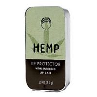 The Body Shop Hemp Lip Protector Tin