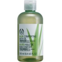 The Body Shop Aloe Comforting Bath Oil