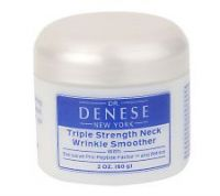 Dr. Denese Triple Strength Wrinkle Smoother Neck Cream
