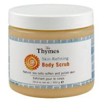 Thymes Everyday Essentials Skin Refining Body Scrub