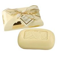 Thymes Goldleaf Triple Milled Bar Soap