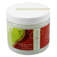 Thymes Fig Leaf and Cassis Body Scrub