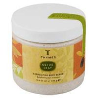 Thymes Olive Leaf Body Scrub