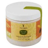 Thymes Olive Leaf Body Scrub