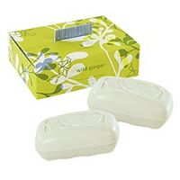 Thymes Wild Ginger Bar Soap Set