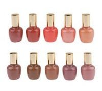 Joan Rivers Beauty 10-Color Lip Polish Wardrobe