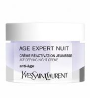 Yves Saint Laurent Beauty Age Expert Nuit Age Defying Night Creme