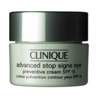 Clinique Advanced Stop Signs Eye SPF 15