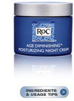 Roc Age Diminishing Moisturizing Night Cream