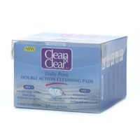 Clean & Clear Daily Pore Dual Action Cleansing Pads