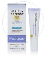 Neutrogena Healthy Defense SPF 30 Daily Eye Cream
