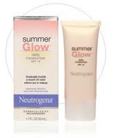 Neutrogena Summer Glow Daily Moisturizer SPF 15