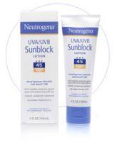 Neutrogena UVA/UVB Sunblock Lotion SPF 30