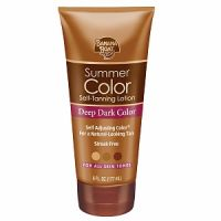 Banana Boat Summer Color Self-Tanning Lotion