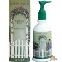 Caswell-Massey Damask Rose Body Lotion