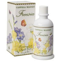Caswell-Massey Freesia Foaming Bath Gel