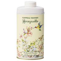 Caswell-Massey Honeysuckle Perfumed Powder