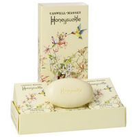 Caswell-Massey Honeysuckle Soap
