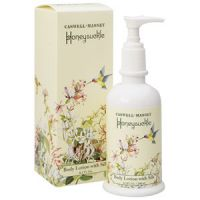 Caswell-Massey Honeysuckle Perfumed Body Lotion with Silk