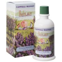 Caswell-Massey Lilac Foaming Bath Gel