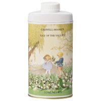 Caswell-Massey Lily of the Valley Floral Talc