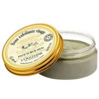 L'Occitane Olive Face Scrub Mud