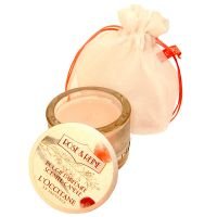 L'Occitane Rose & Reine Fruity Rose Scented Candle