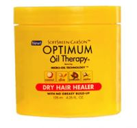 Soft Sheen Carson Optimum Oil Therapy Hair Care Dry Hair Healer