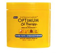 Soft Sheen Carson Optimum Oil Therapy Hair Care Over-Nite Strengthener