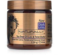 Soft Sheen Carson Dark & Lovely Naturally Tea Tree Loc & Twist Butter