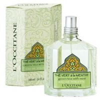 L'Occitane Green Tea with Mint Eau de Toilette