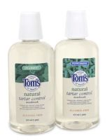 Tom's of Maine Natural Tartar Control Mouthwash