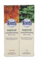 Tom's of Maine Natural Conditioning Shave Cream