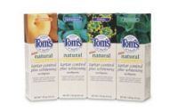 Tom's of Maine Natural Antiplaque Tartar Control & Whitening Toothpaste