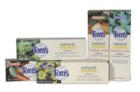Tom's of Maine Natural Antiplaque Toothpaste with Propolis & Myrrh