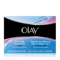 Olay 4-in-1 Daily Facial Cloths - Normal Skin