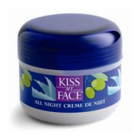 Kiss My Face Natural Face Care - All Night Creme