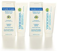 Vanicream Sunscreen Sensitive Skin SPF 60