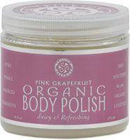 Trillium Organics Body Polish - 16oz