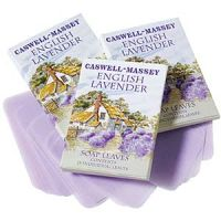 Caswell-Massey English Lavender Soap Leaves