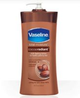 Vaseline Total Moisture Cocoa Radiant Body Lotion