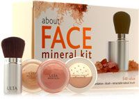 Ulta About Face Mineral Kit ($48 Value)