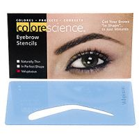 Colorescience Pro Get In Shape Eyebrow Stencil