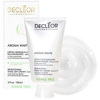 Decleor Aroma White - Brightening Make Off Cream for Face